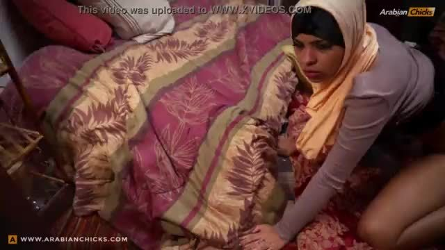 Arab arabian big ass threesome first time desperate arab woman fucks for