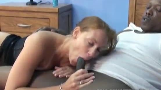 Young redhead with big tits gets fucked hard and long